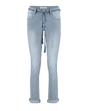 Red-Button-denim-stripe-srb2708
