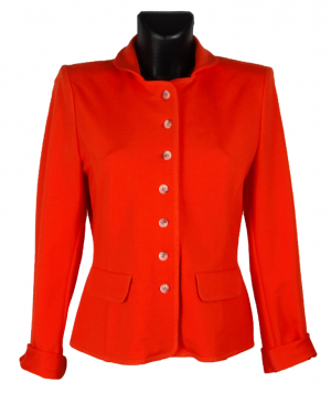 B-Three blazer orange